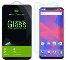 """[2-Pack] Dmax Armor Tempered Glass Screen Protector for BLU R2 Plus (2019) 6.2"""""""