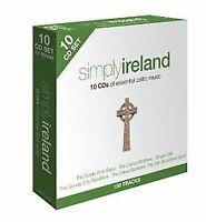 Simply Ireland (10cd) von Various   CD   Zustand gut