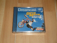 Dave Mirra freestyle BMX de Acclaim para la Sega Dreamcast usado completo