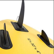 3 pcs Kayak Skeg Tracking Fin Integral Fin Mounting Points Watershed Board Canoe