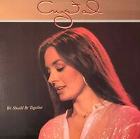 CRYSTAL GAYLE**Pre-Owned LP**We Should Be Together**RARELY PLAYED