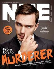 NEW MUSICAL EXPRESS NME 30 OCTOBER 2015 NICHOLAS HOULT Kill Your Friends n.m.e.