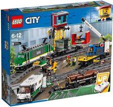 Lego City 60198 - Güterzug Eisenbahn NEU OVP