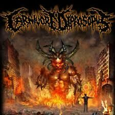CARNIVORE DIPROSOPUS - Condemned By The Alliance Internal Suffering Repudilation