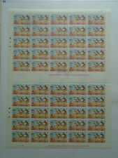 KUT.1972 OLYMPIC GAMES MUNICH Issue FOUR values FULL Sheets of 50's MNH.