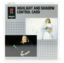 MINOLTA Chip Karte HIGHLIGHT SHADOW CONTROL CARD DYNAX 700si 7000i 8000i 7xi 9xi
