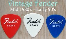 All HEAVY Gauge Includes 2013 MLB ALL Star Game 8 Vintage Fender Guitar Picks
