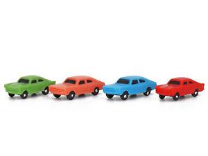 DeAgostini 041 - Autos 4x - Spur N - NEU