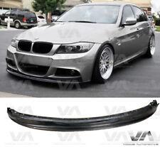 BMW 3 SERIES E90 E91 M SPORT AK LCI CARBON FIBER FRONT BUMPER LIP SPLITTER