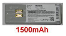 Batería 1500mAh tipo 175T17NO09 78-6911-4491-5 Para 3M C1025 Transceiver
