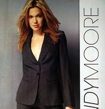Mandy Moore 2001 Self Titled Promo Poster Original