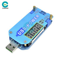 15W 2A USB Buck Boost Converter Step Up/Down Power Supply Module 5V to 0.5-30V