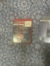 Lot Of 5 Ps3 Games