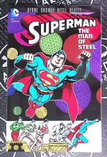 Superman the Man of Steel Volume 7 (2013) John Bryne rare printed collection