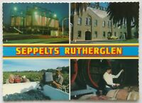 Seppelts Rutherglen 4 Views Postcard (P315)