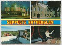 Seppelts Rutherglen 4 Views Postcard (P315)