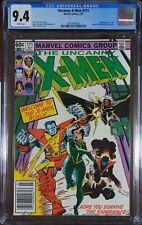X-Men #171 - CGC 9.4 - Rogue joins the X-Men.  Binary (Carol Danvers) appearance