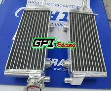 FOR KTM 250/450/505 SX-F/SXF 2007 2008 2009 2010 aluminum radiator