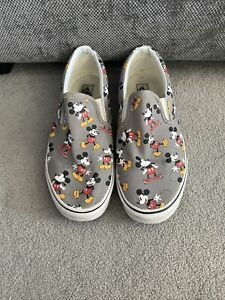 Mickey Mouse Vans 11 Grey