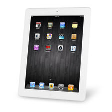 Apple iPad 4th Generation 16GB Tablet w/ Retina Display, Wi-Fi (A1458) - White