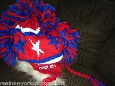 2011 WINTER CLASSIC WASHINGTON CAPITALS MOHAWK HAT RARE