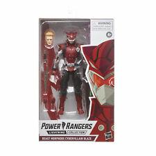 Power Rangers Lightning Collection Beast Morphers Cybervillain Blaze In Stock