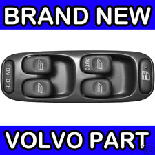 Volvo S70, V70 (-00) DRIVERS SIDE WINDOW SWITCH pack (Left Hand Drive)
