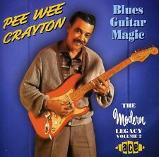 Pee Wee Crayton - Blues Guitar Magic [New CD] UK - Import
