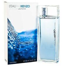 """KENZO L"""" EAU PAR 3.4 oz / 100 ml Eau de Toilette """" EDT """" Men Cologne Spray"""