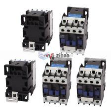 5 Pcs CJX2-D0910 Volt NO 3-Pole Electric Power AC Contactor Coil AC 110V