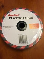Gear Plus By Impex Australia Plastic Chain  Red And White 10 meter Safety / Work
