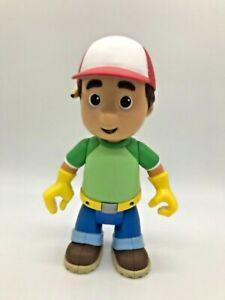 "Disney Handy Manny Talking 10"" figure, Mattel, carpenter, building, 2007"
