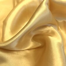 "Charmeuse Bridal Satin Fabric for Wedding Dress 60"" inches By the Yard Charmuse"