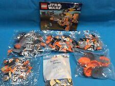 LEGO Set 7962 Star Wars Anakin's & Sebulba's Podracer SEALED BAGS 100% Complete