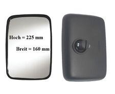Außenspiegel Ersatz Spiegel für Mercedes 207 307 407 ab 1977-1994 ø10mm Halter