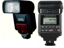 Sigma EF-530 DG Super Flashgun for Nikon I-TTL II Digital SLR, London