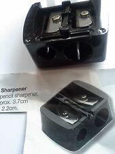 Avon Pencil Sharpener Brand New In Sealed Bag. Size approx 3.7cm x 3cm x 2.2cm