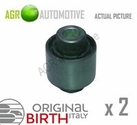 2 x BIRTH REAR AXLE CONTROL ARM WISHBONE BUSH PAIR OE QUALITY REPLACE 2567