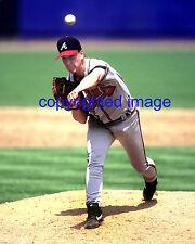 Tom Glavine Braves 1987-2002 + 2008 305 WINS! Mets HOF'er 2014  Color  8x10 A