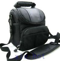 Camera Case Bag for Sony DSC HX100V HX1 NEX-5 NEX-3 NEX7