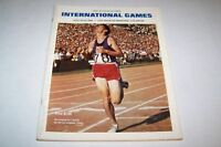 7/23/1966 LOS ANGELES track and field program