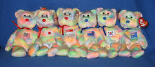 TY 2003 ASIA PACIFIC EXCLUSIVE BEANIE BABY SET - MINT with MINT TAGS