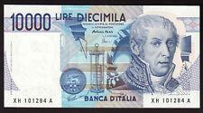 BANCONOTA REPUBBLICA ITALIANA 10000 Lire Sostitutiva SERIE XH 1999 Fds-Unc.#B6