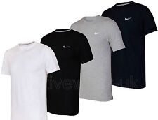 Nike Cotton Crew Neck Loose Fit T-Shirts for Men