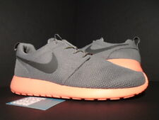 2013 Nike ROSHE RUN ROSHERUN SOFT GREY FOG CRIMSON PINK MANGO 511881-096 DS 10.5