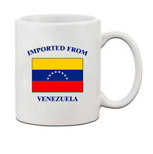 Imported From Venezuela Venezuelan Venezuelans Ceramic Coffee Tea Mug Cup