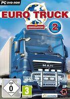 Euro Truck Simulator 2 von rondomedia Marketing u...   Game   Zustand akzeptabel