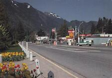 Photo. 1974-6. Hope, BC Canada. View