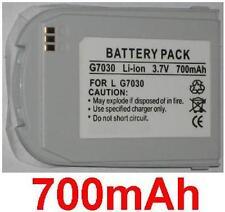 Batterie 700mAh type GB/T 18287 2000 Pour LG 7030, LG G7030