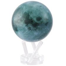 "MOVA Mg45 Moon Globe 4.5"" 3 Pronged Stand Acrylic Shells Handmade Home Decor"